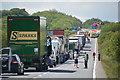 SS8321 : North Devon : The A361 : Week 21