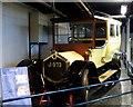 SJ8397 : Crossley Limousine  by Gerald England
