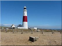 SY6768 : Portland Bill lighthouse by Gareth James