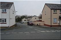 SX5062 : Village Drive by N Chadwick