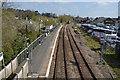 TQ9120 : Marshlink line at Rye Station by N Chadwick