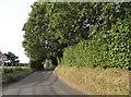 SU9687 : Village Lane, Hedgerley by David Howard
