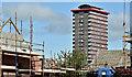 J3374 : Divis Tower, Belfast (June 2017) by Albert Bridge