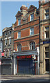 TQ2696 : Former post office, New Barnet by Julian Osley