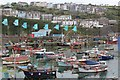 SX0144 : Mevagissey Harbour by Oast House Archive