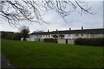 SX4860 : Row of houses, Southway by N Chadwick