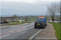 SX4861 : Dunnet Rd by N Chadwick