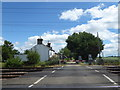 TL1941 : Langford Level Crossing by Marathon