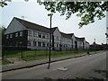SJ9048 : Newhouse Court, Abbey Hulton by David Weston