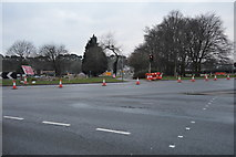 SX4959 : Derriford Roundabout by N Chadwick