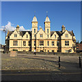ST5972 : Bristol and Exeter Building, Temple Gate, Bristol by Robin Stott
