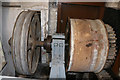SJ8649 : Middleport Pottery - steam engine drive by Chris Allen