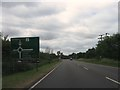 TL2673 : A141 southbound by Alex McGregor