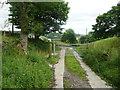 SE0627 : Halifax Bridleway 484 approaching Gibb Lane by Humphrey Bolton