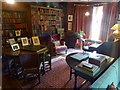 SO8698 : The Library, Wightwick Manor by Oliver Dixon