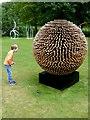 "SP1403 : ""Tedium"" at the Fresh Air Sculpture Show 2017 by Oliver Dixon"