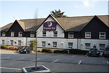 SX5156 : Premier Inn by N Chadwick