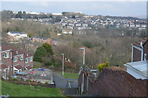 SX5158 : View from Bampton Rd by N Chadwick