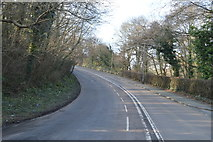 SX5058 : B3413, Forder Valley Rd by N Chadwick