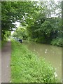 ST8259 : Canal towpath  by David Smith