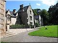 J5081 : Buildings in the rear of Bangor Castle by Eric Jones