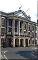 "SU1429 : Portico, ""White Hart Hotel"", Salisbury by Julian Osley"