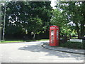 SW7026 : Telephone box, Gweek by JThomas