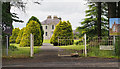 D0333 : Entrance gates, Gracehill House near Armoy by Rossographer