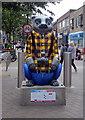 SP1579 : Birmingham Big Sleuth Grandpa Bear Solihull : Week 32