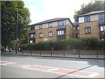 TQ3378 : Flats on Grange Road, Bermondsey by David Howard