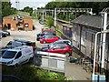 SJ7869 : British Rail Goostrey Station by John M