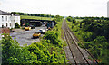 NZ3146 : Site of Leamside station, 2002 by Ben Brooksbank