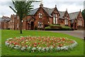 NS5337 : Lady Flora's sheltered housing, Newmilns by Alan Reid