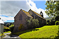 SO3229 : St Peter's Church, Longtown - now a private house by Philip Pankhurst