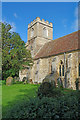 TL2464 : Church of St Botoloph, Graveley by Julian Osley