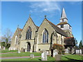 TQ3551 : Godstone, St Nicholas by Dave Kelly