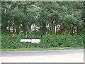 SP9630 : Road junction by Alex McGregor