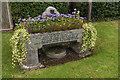TQ3240 : Drinking trough, Keeper's Corner by Ian Capper