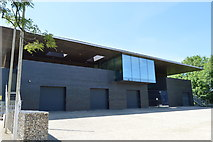 SP5105 : St Peters College and University College Boathouse by N Chadwick