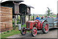 SP9315 : Trips round the farm at Pitstone Green Museum by Chris Reynolds