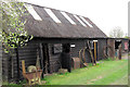 SP9315 : The Blacksmith's Shop at Pitstone Green Museum by Chris Reynolds