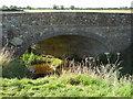 TF1506 : Stone bridge on North Fen Road, Glinton by Paul Bryan