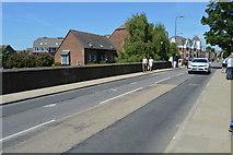 SP5105 : Folly Bridge by N Chadwick