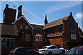 TQ2388 : Pillar Hotel, Brent Street, Hendon by Christopher Hilton