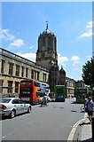 SP5106 : St Aldate's and Christ Church College by N Chadwick