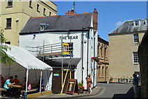 SP5106 : The Bear Inn by N Chadwick