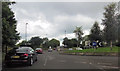 ST7361 : Roundabout at Odd Down park and ride by John Firth