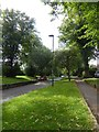 SK3438 : Darley Park Drive by David Smith