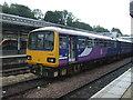 SK3587 : Sheffield Railway Station by JThomas