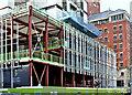 J3373 : Windsor House redevelopment, Belfast - September 2017(4) by Albert Bridge